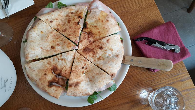 [합정] 화덕 피자와 파스타가 맛있는 '빠넬로'