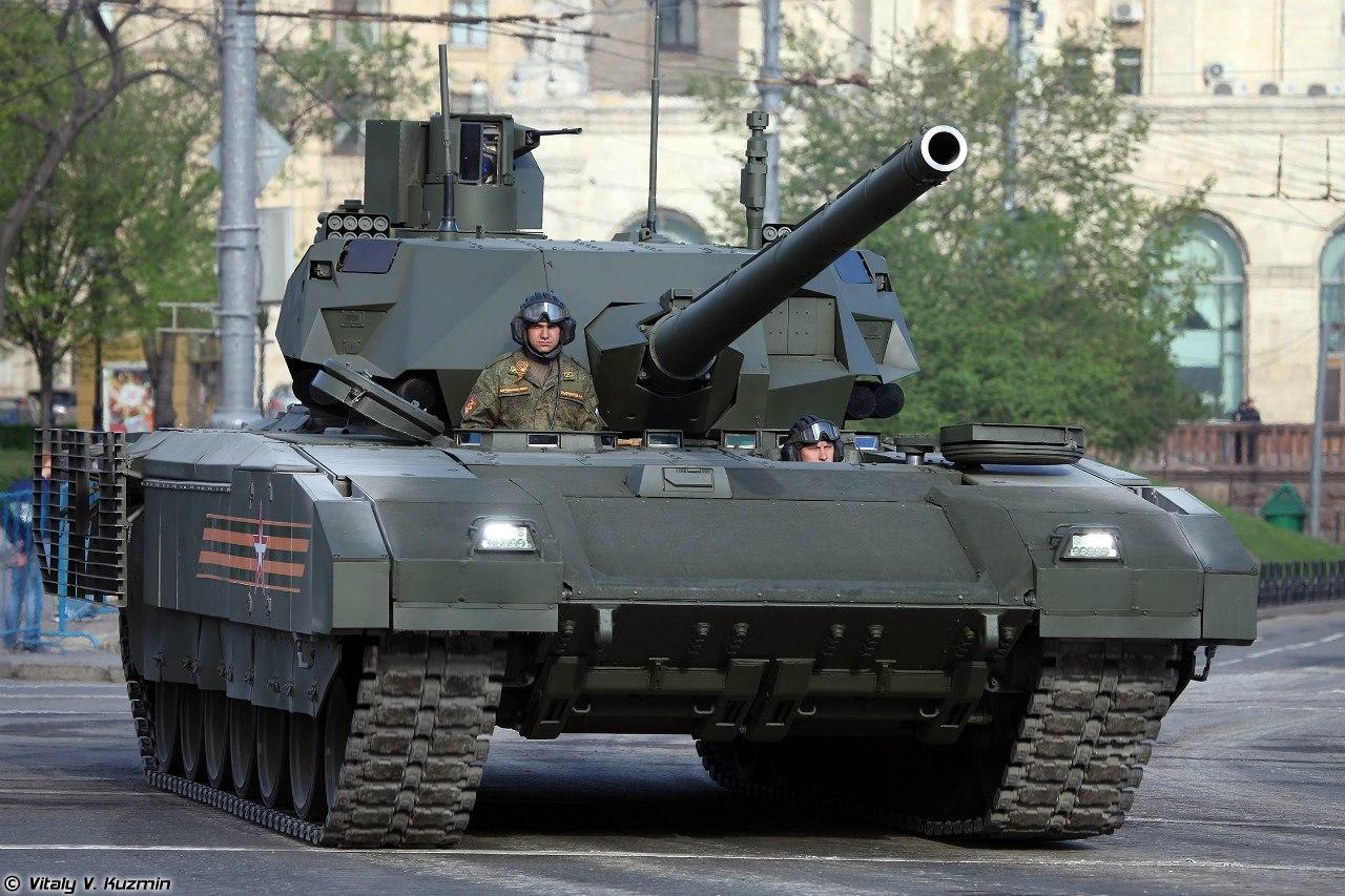 T-14 아르마타 짤짤들