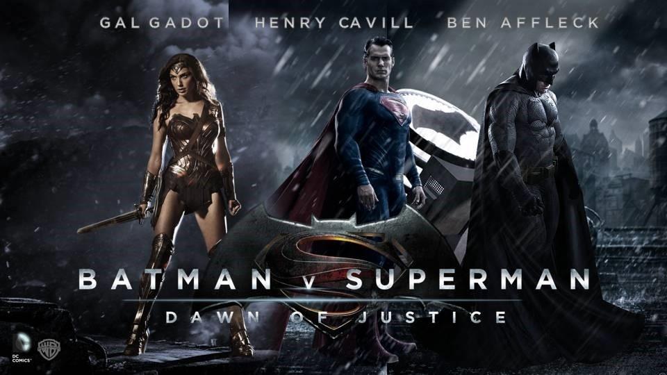 [영화] 배트맨 v 슈퍼맨 : 저스티스의 시작