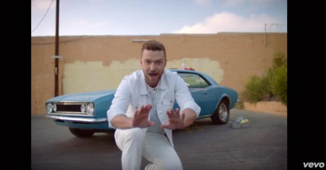 저스틴 팀버레이크(Justin Timberlake) - Can'..
