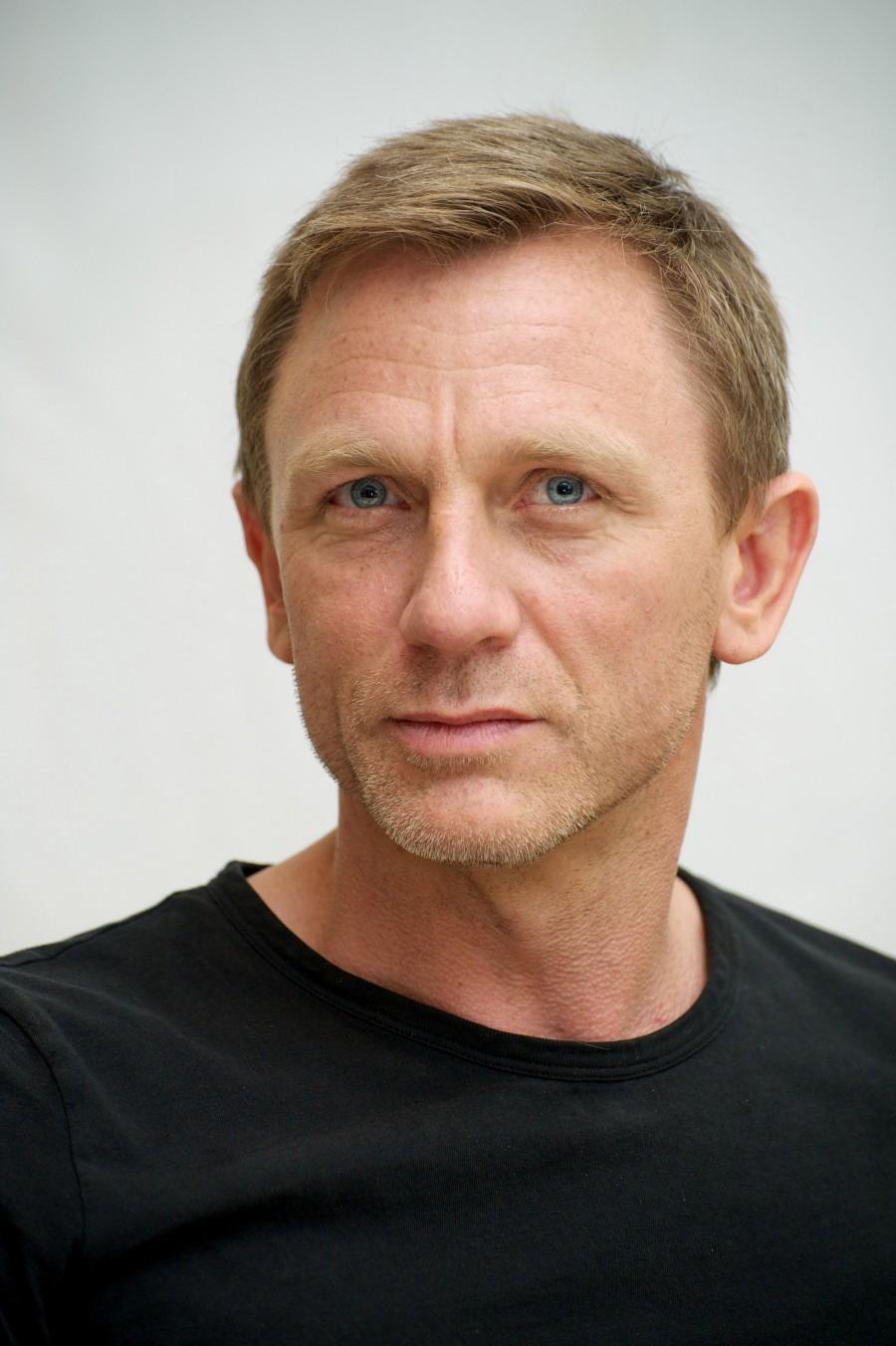다니엘 크레이그는 더 이상 007을 하지 않나?