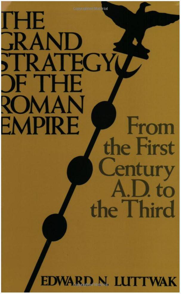 로마제국 방위를 위한 대전략이란 무엇인가?