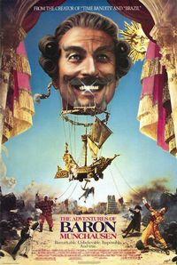 바론의 대모험 The Adventures Of Baron Munc..