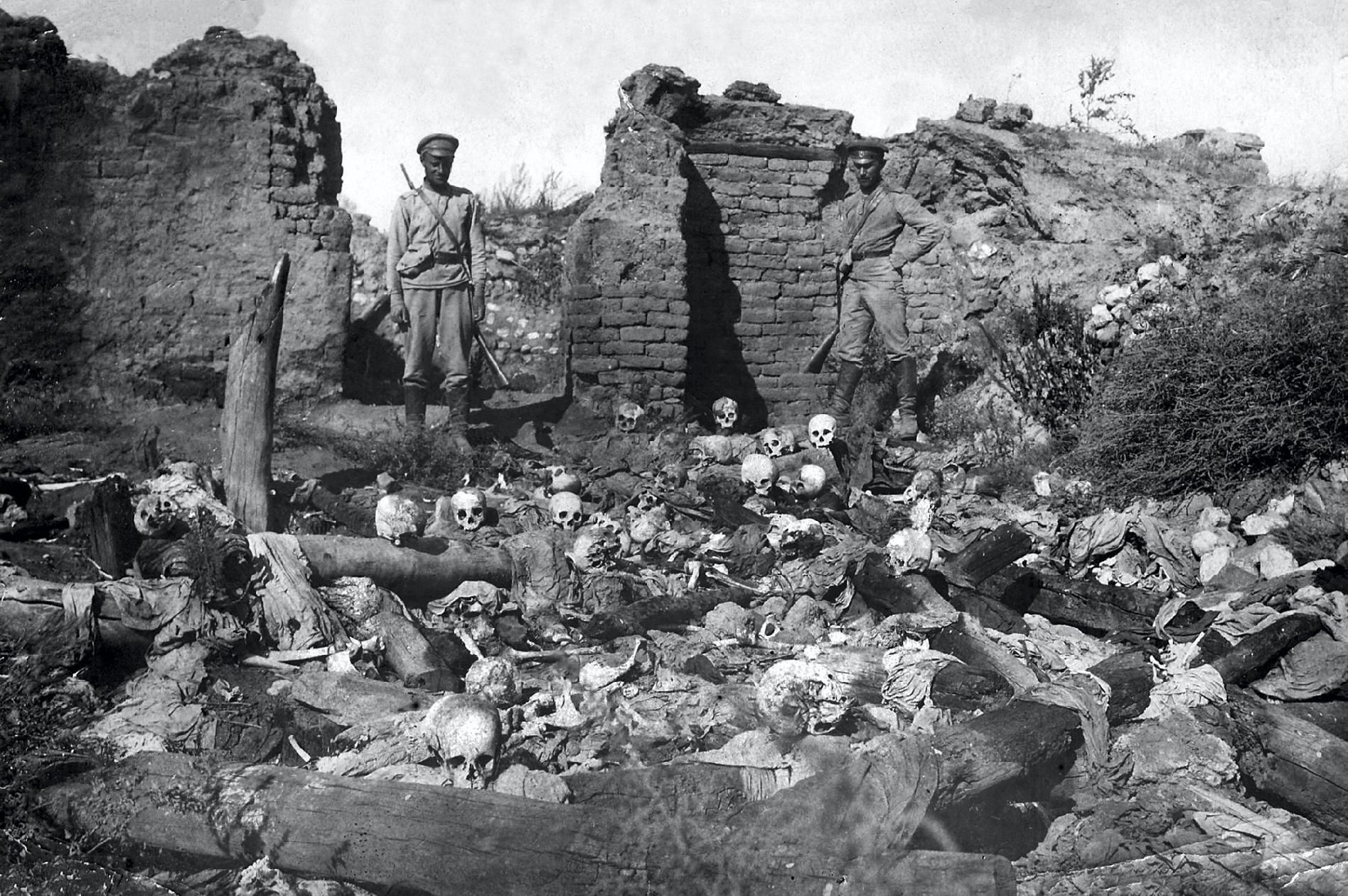 아르메니아 대학살
