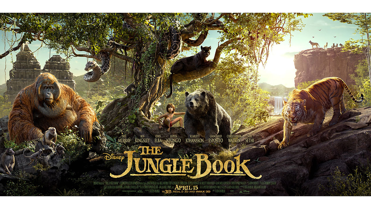 정글북 (The Jungle Book, 2016)
