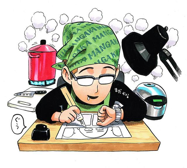 만화가 무라타 유스케씨의 새로운 연재 만화 소식
