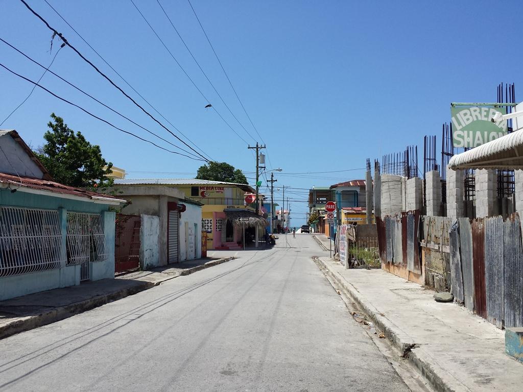 [도미니카공화국] Miches 시내