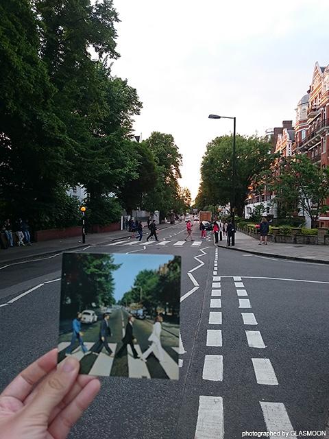 런던에서 온 노래