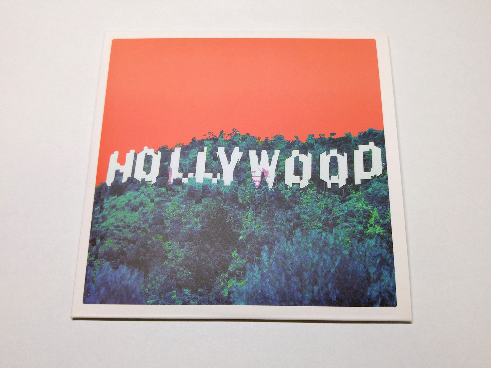 (single) Hollywood - 검정치마