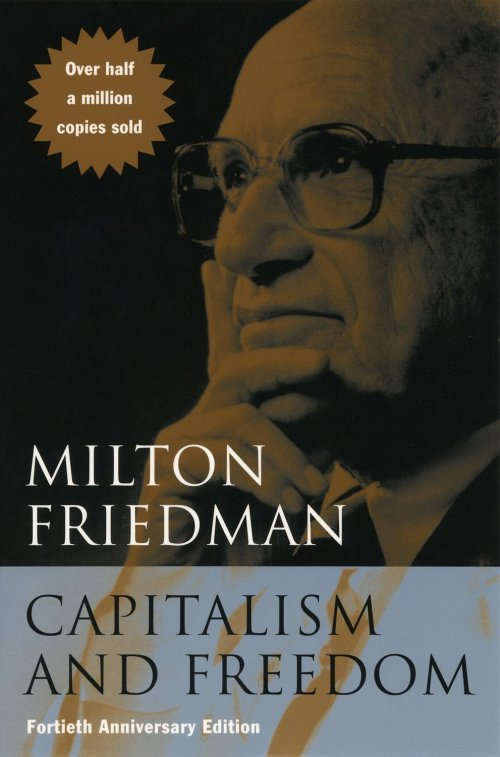 Capitalism and Freedom (자본주의와 자유) by..