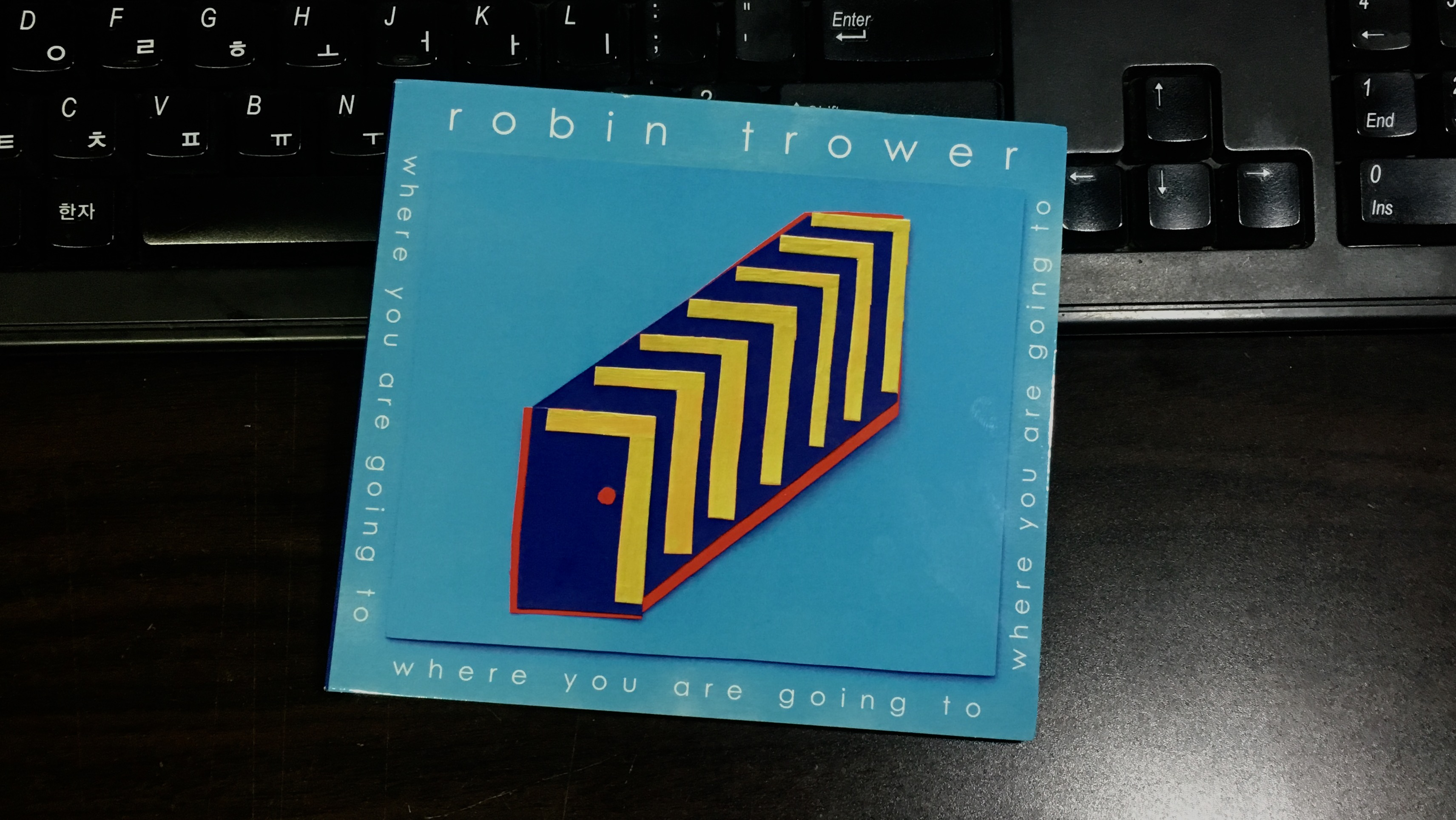 Where You Are Going To - Robin Trower / 2016