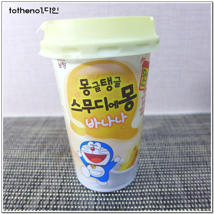 몽글탱글 스무디에몽 바나나[남양]