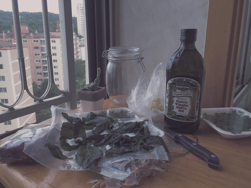 #5 토마토 오일절임 Pomodori Secchi