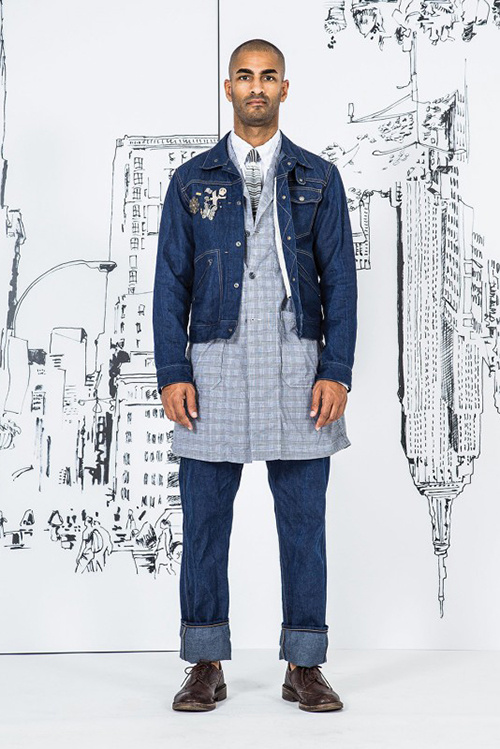 - Engineered Garments Looks Ahead With th..