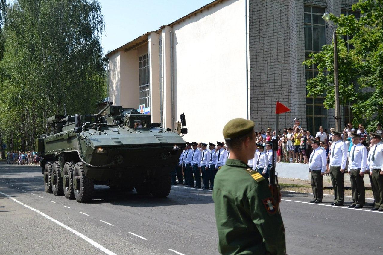 K-17(BMP) / K-16(BTR) 의 모습