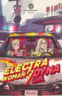 일렉트라 우먼 &  다이나 걸 Electra Woman and D..