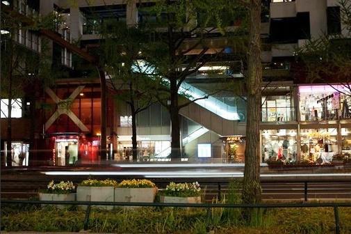 오사카 남바 크로스 호텔 오사카 Cross Hotel Os..