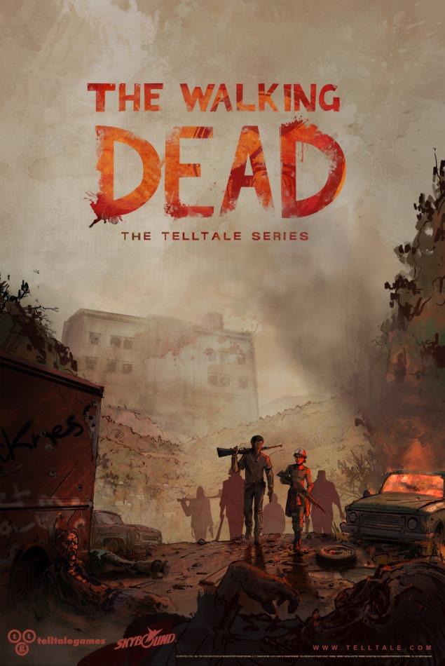 워킹데드(The Walking Dead) 게임