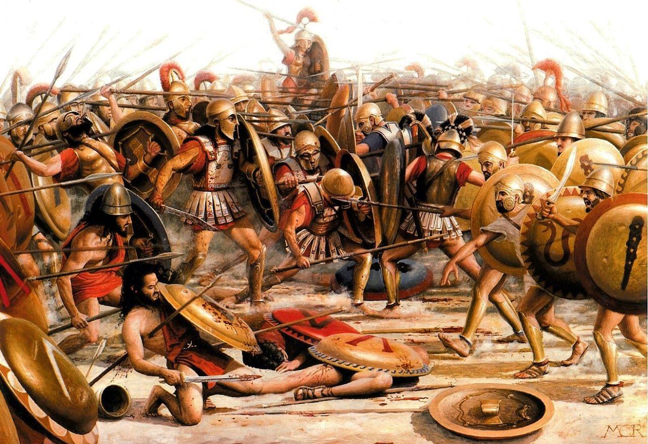 테르모필라이: 전투의 재구성 (2)