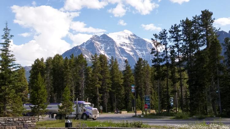 캐나다 로키산맥, 레이크 루이스 Lake Louise