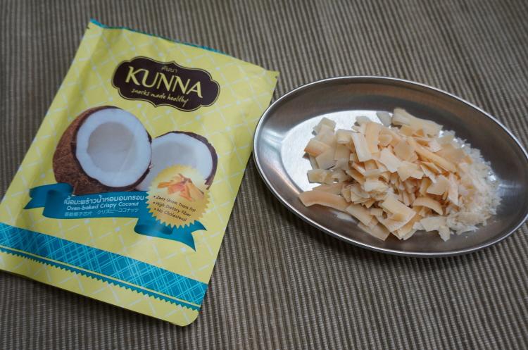 태국 쿤나 코코넛칩 KUNNA Coconut Chips