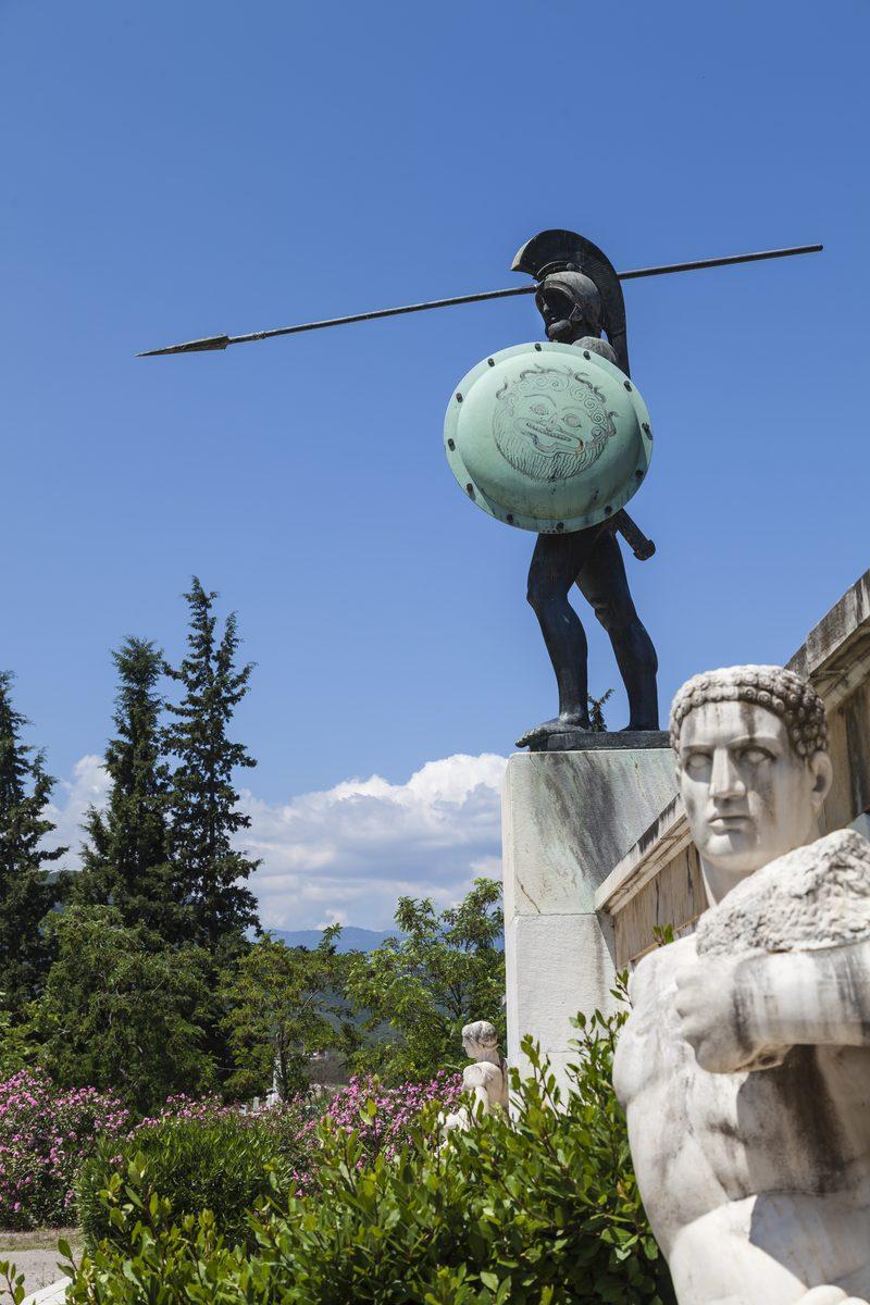 테르모필라이: 전투의 재구성 (5)