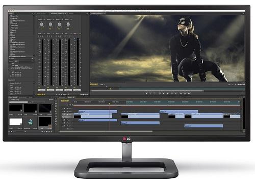 LG 31MU97 4K Monitor