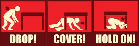 지진관련 유언비어 주의 - 1. 지진 안전 수칙