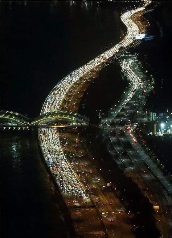 고속도로 정체 이유