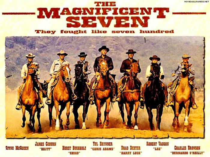 매그니피센트 7(Magnificent Seven) 고전과 ..