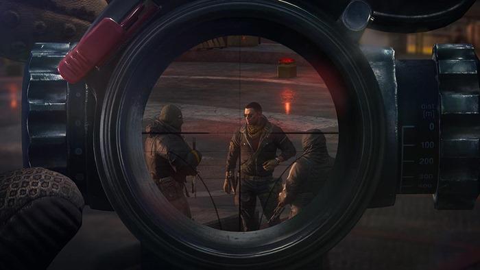 스나이퍼 고스트 워리어(Sniper Ghost Warrior) ..