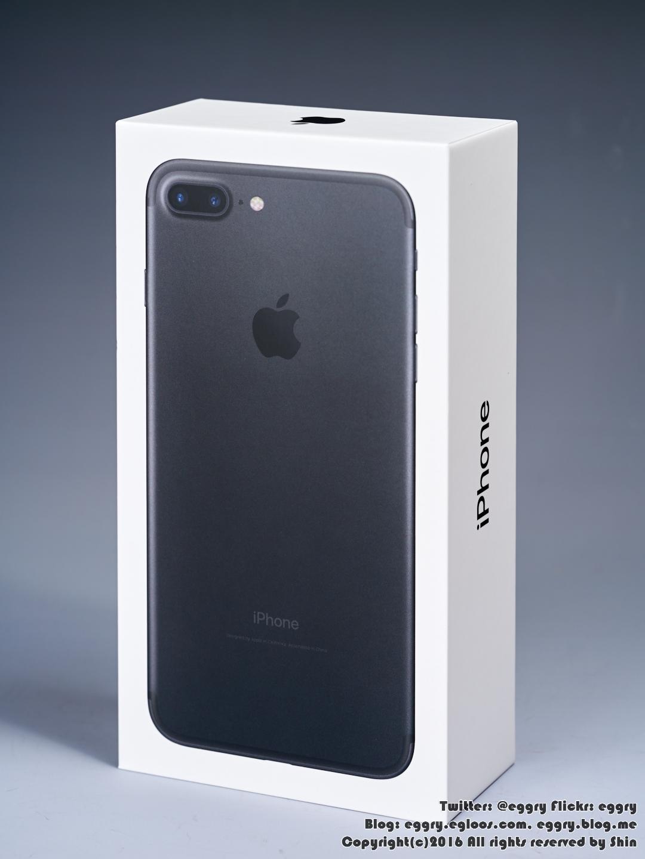 아이폰7 플러스 블랙, 아이폰7 제트블랙 언박싱