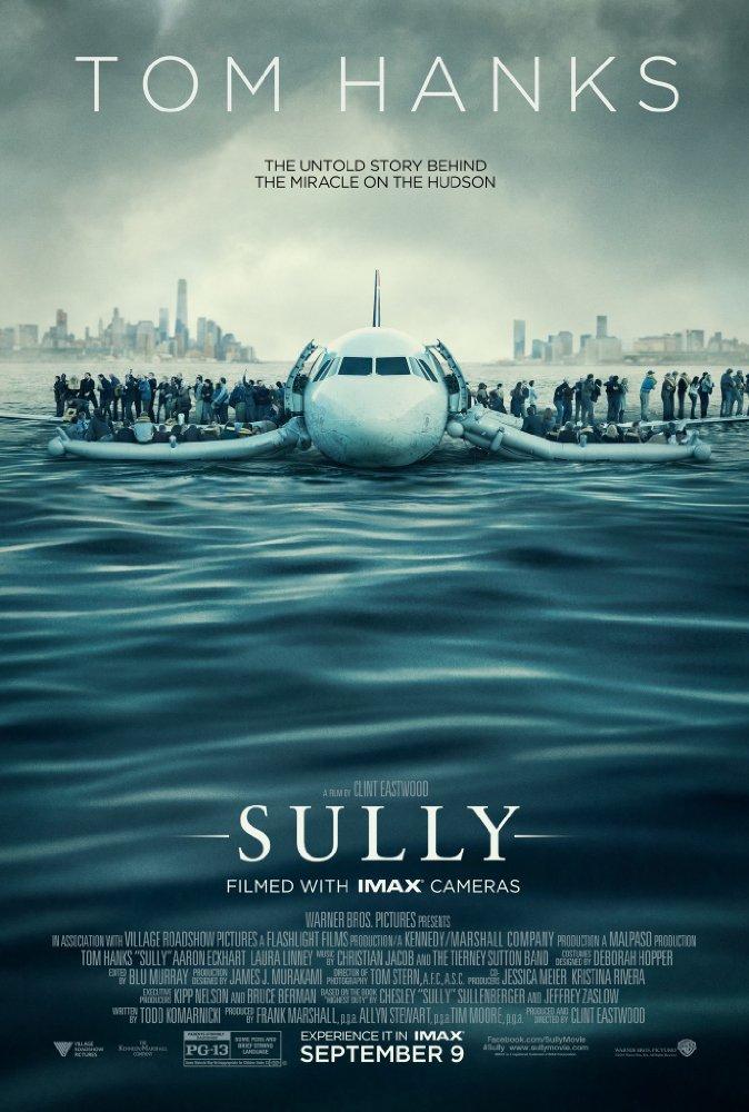설리: 허드슨강의 기적 (Sully, 2016)