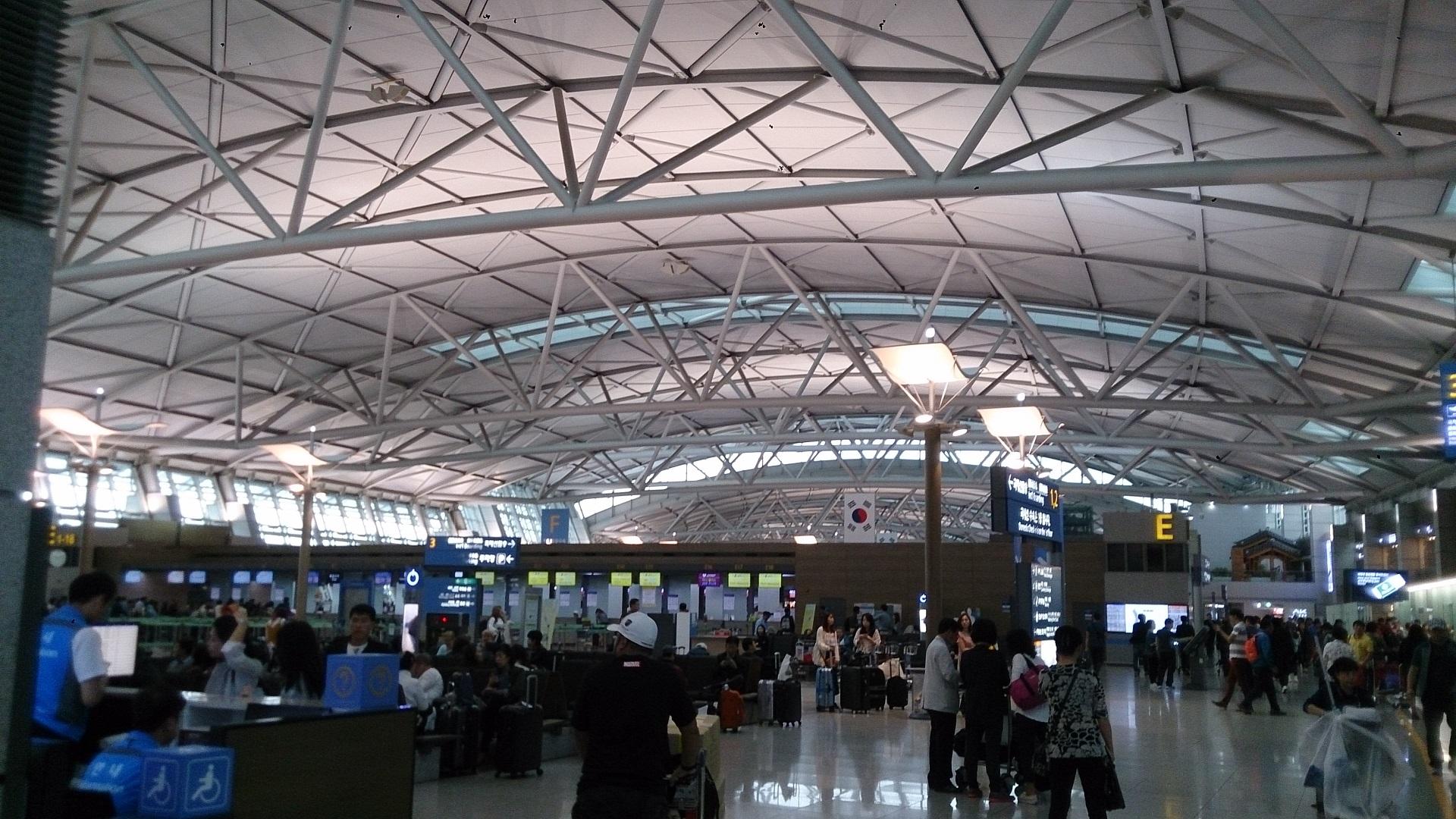 인천공항 당일치기(??) 여행기