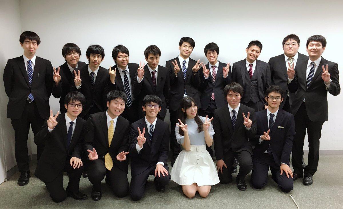 성우 아이사카 유카씨의 사진, 대학 학원제 참여 ..