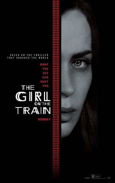북미 박스오피스 'The Girl on the Train' 1위