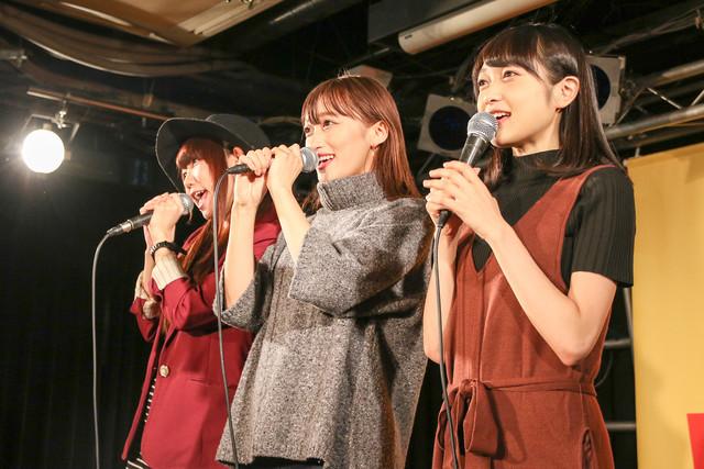 2016년 10월 14일, 성우 유닛 'i☆Ris'의 토크 이벤트..