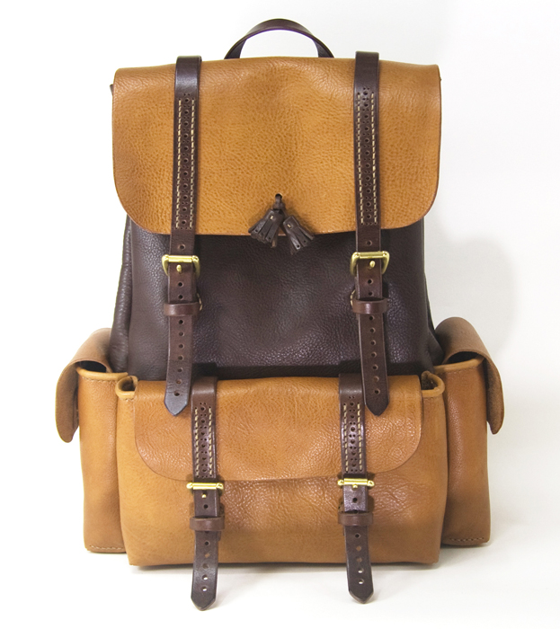 - Tassel Backpack