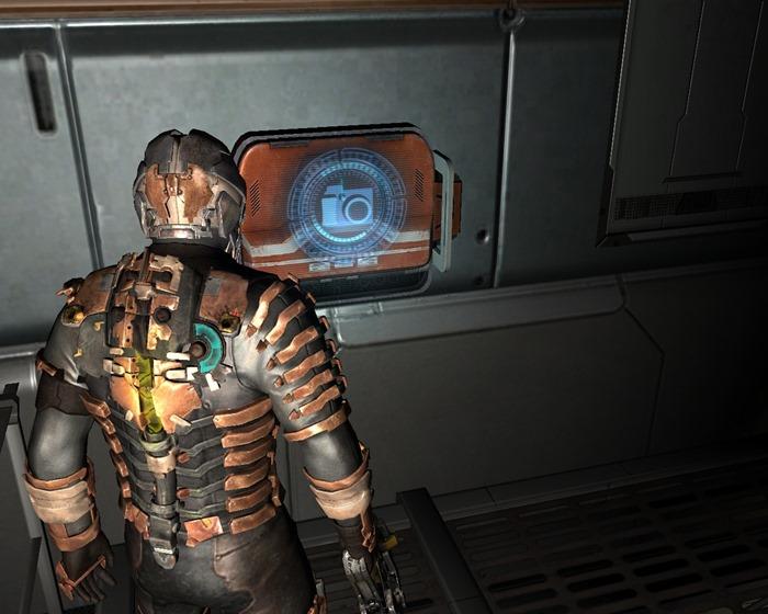 데드 스페이스(Dead Space) 2 게임 스크린 샷..