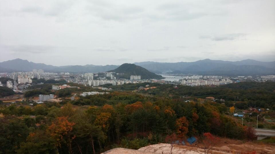 춘천 구봉산 투썸