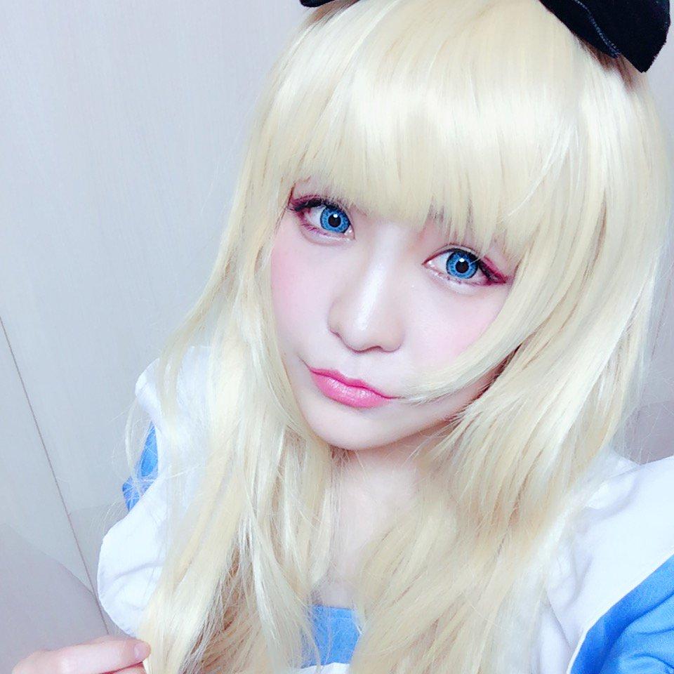성우 타카하시 미나미가 자신의 트위터에 올린 할로윈..