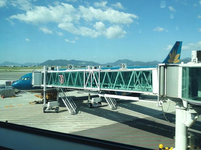 베트남 첫 여행기 1일차 (1) - 비행기를 타고 베..