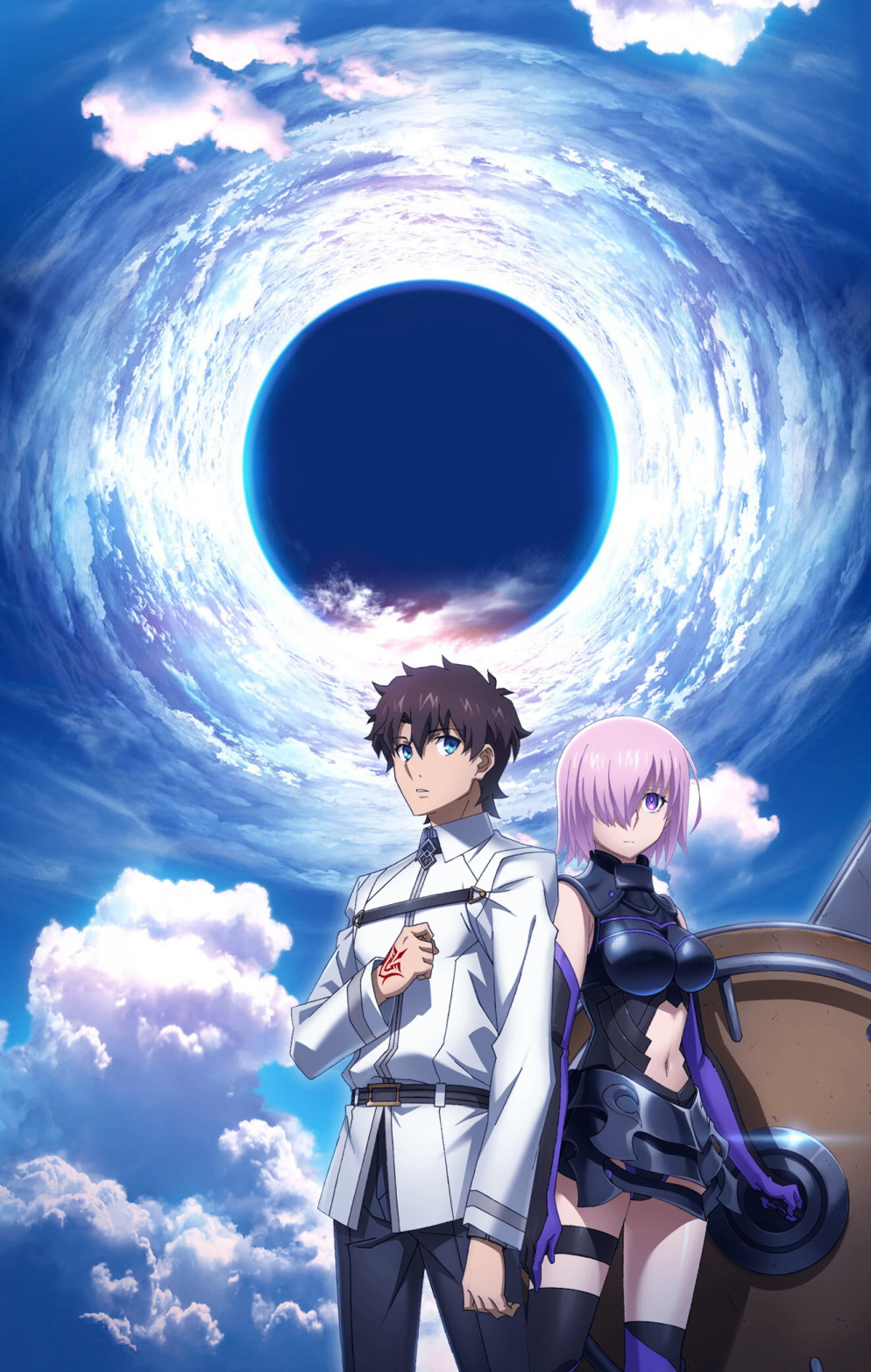 'Fate/Grand Order ‐First Order‐', PV(자막O)