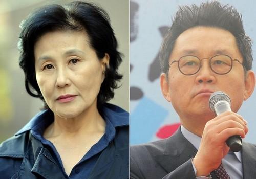 탄핵의 날-박근혜가 대통령 된 것 자체가 비극