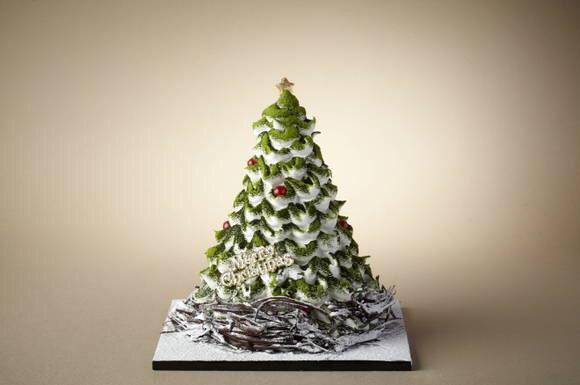 호텔 베이커리의 크리스마스 리미트 케이크