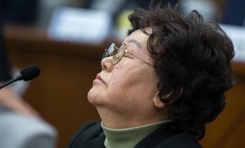 이대 김경숙 학장, 위증죄 확정이네요~~~!!!