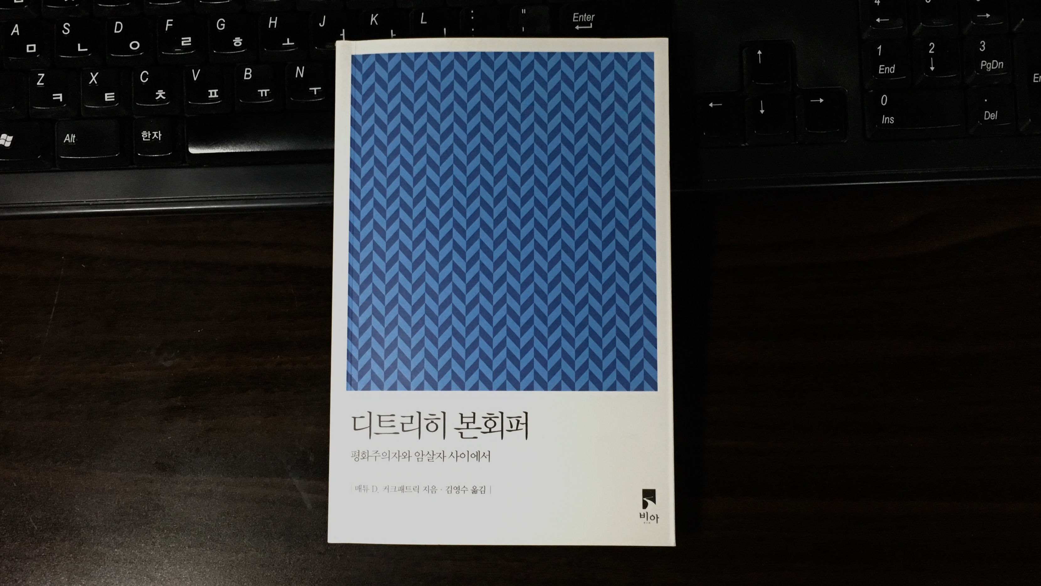 디트리히 본회퍼 - 메튜 D 커크패트릭 / 김영수 역
