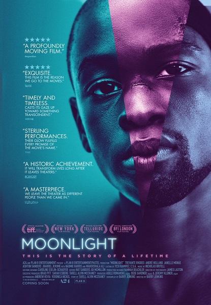 문라이트 (Moonlight, 2016)