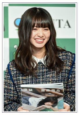 '노기자카46' 사이토 아스카, 최초의 비키니 피로에..
