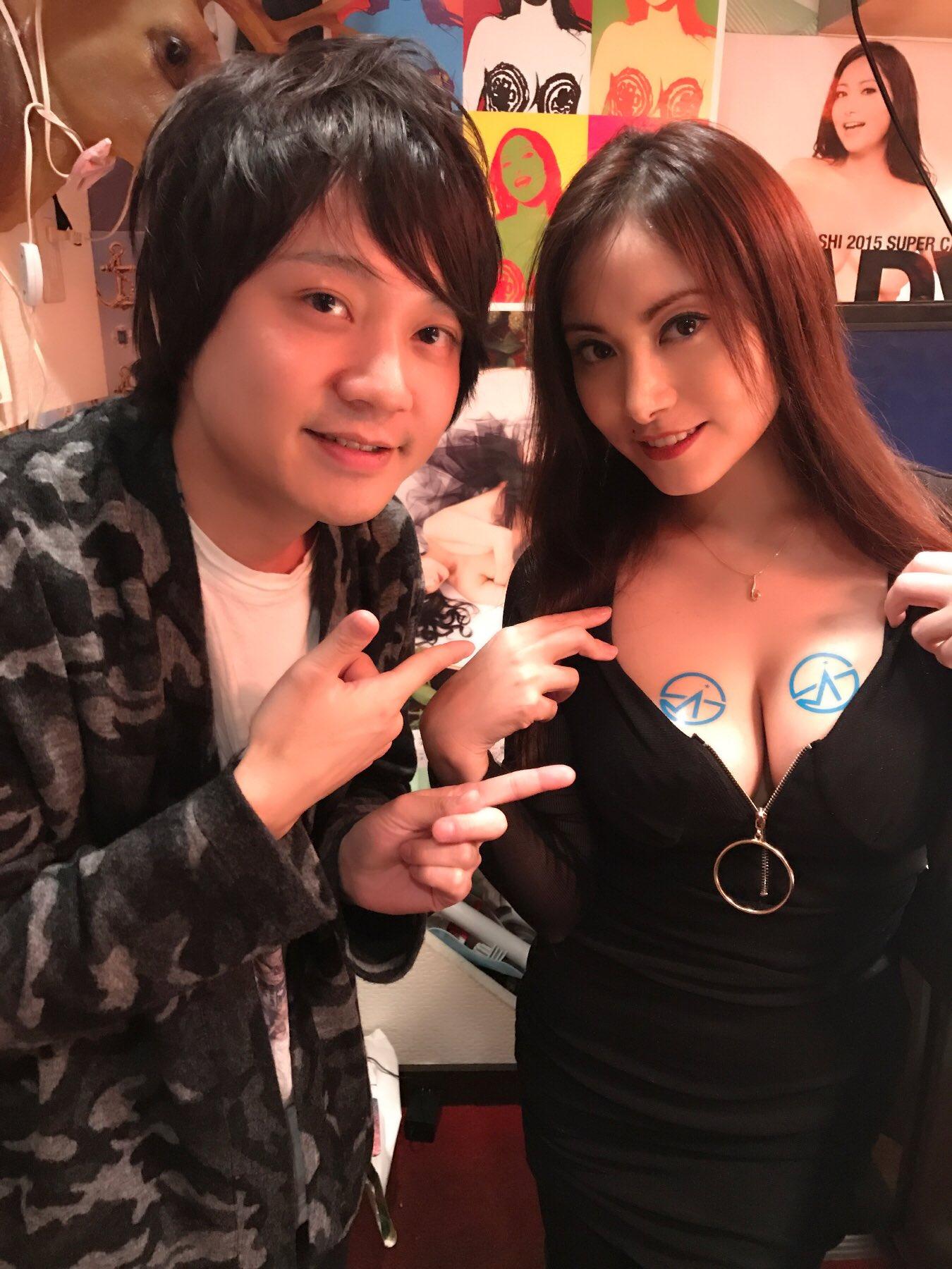 성우 다카하시 치아키 & 하야시 유우씨의 사진